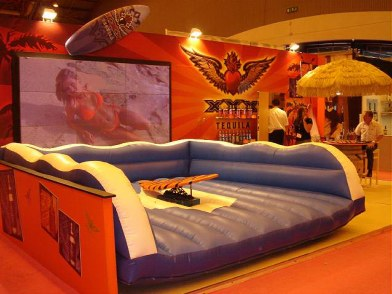 surf simulator machine hire dorset,devon,somerset,bouremouth , blandford,poole,yoevil